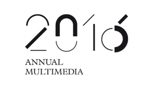 Annual Multimedia Award 2016 Logo