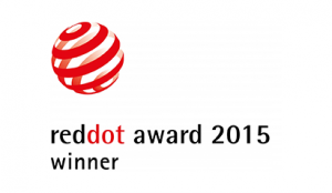 Reddot Design Award 2015 Logo