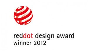 Reddot Design Award 2012 Logo