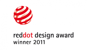 Reddot Design Award 2011 Logo