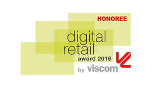digital retail Award Honoree 2016 Logo