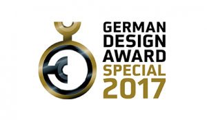 German Design Award Spezial Logo 2017